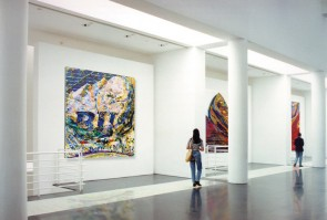 Contemporary art museum ( MACBA )